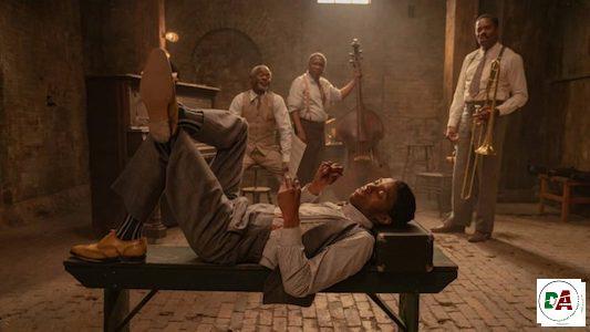 Late Chadwick Boseman wins best actor at Golden Globe award