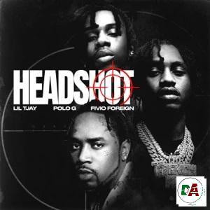 Lil Tjay, Polo G, Fivio Foreign – Headshot