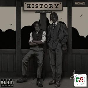 Cheque - History ft Fireboy DML