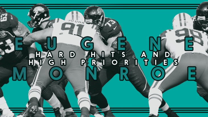 Against The Gridiron: The Hard Hits And High Priorities Of Eugene Monroe 2