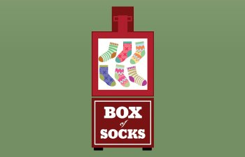 Box of Socks: Portland 2
