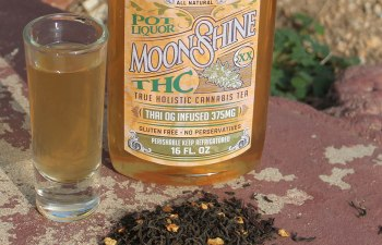 THC True Holistic Co. Cannabis Tea 1