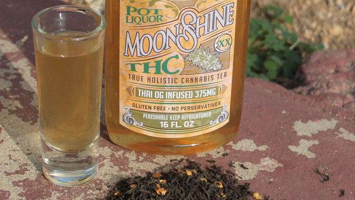 THC True Holistic Co. Cannabis Tea 1