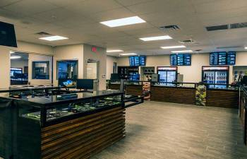 EMERALD PHOENIX: Step into the New Dispensary