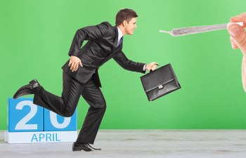 THE GREAT ESCAPE: Taking the Workplace Toke Break on 4/20