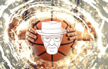 WHAT ARE THEY SMOKIN'?: What if the NBA Playoffs was Breaking Bad?