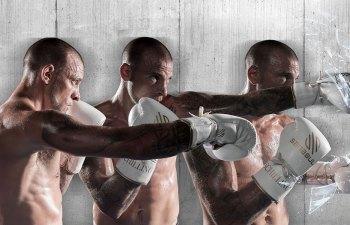 Joe Schilling Kickboxer MMA Cannabis