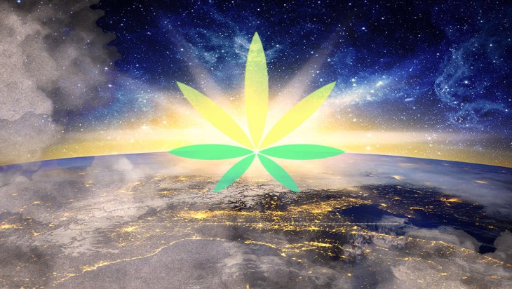 Cannabis Marijuana Legalization Global