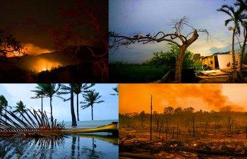 Natural Disaster California Puerto Rico Florida Texas Hurricane Wildfires
