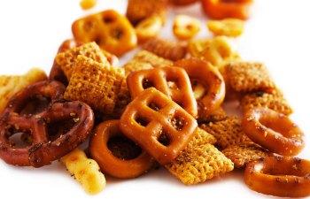 Soul Sugar Kitchen's Parmesan Ranch Snack Mix