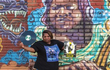 Pam the Funkstress: A DJ Fit For Prince
