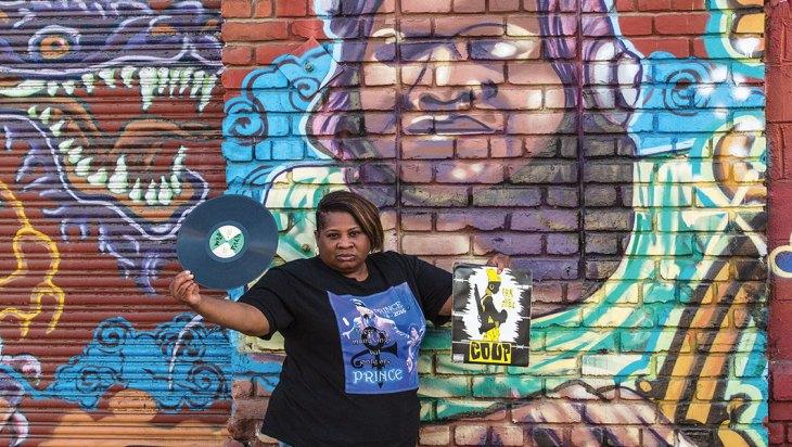 Pam the Funkstress: A DJ Fit For Prince