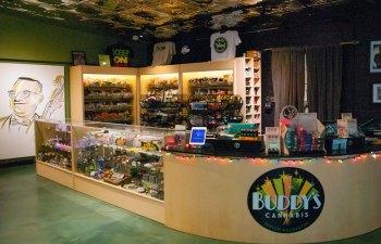 Buddy's Pot Shop - Renton, WA