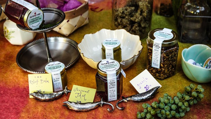 Farmers Market Cannabis Seshes