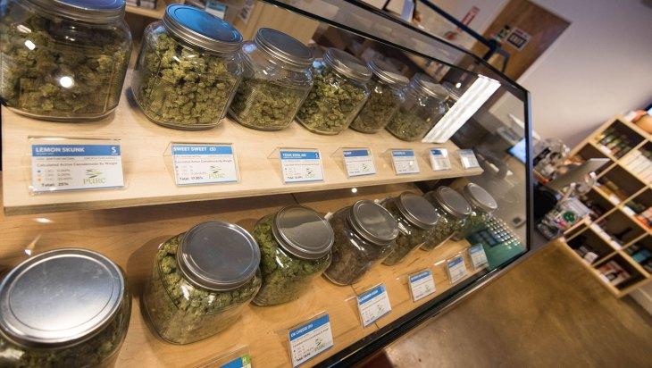 PURE Marijuana Dispensary - Denver, CO