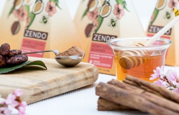Infused Almonds by Zendo Edibles