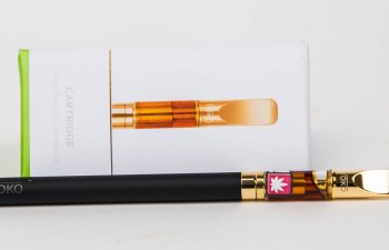 Ringo's Gift Cartridge for Toko Gold Vape Pen by Sweet Cannabis