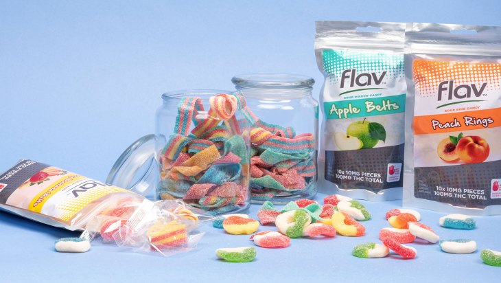 Gummy Candies by Flav