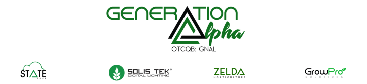Generation Alpha Solis Tek GrowPro State