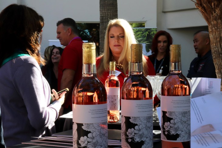 House of Saka: We Tried The World's First Cannabis-Infused Rosé Wine