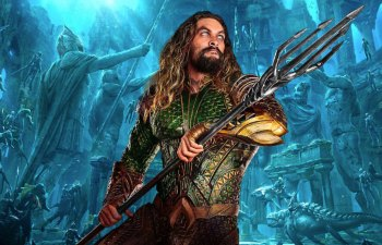 "DOPE Review | ""Aquaman"""