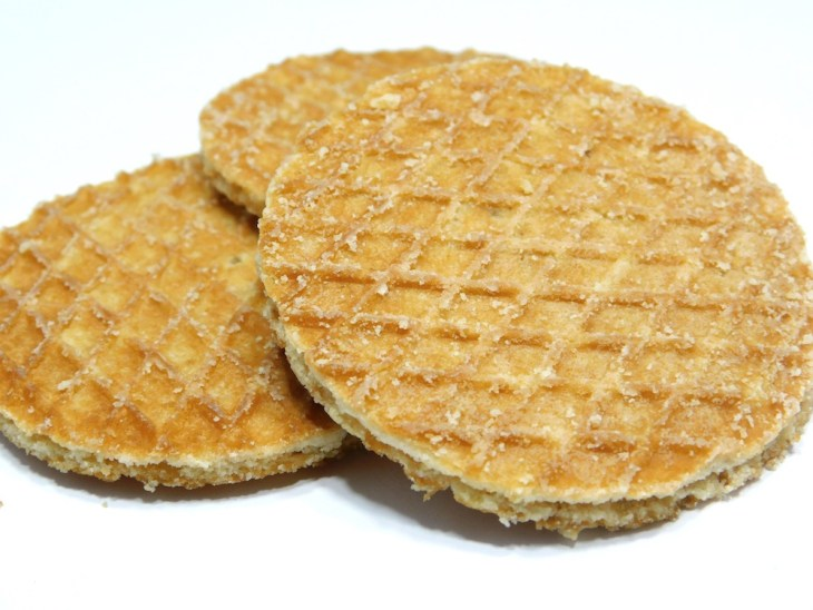 Lemon Stroopwafel by Dutch Girl