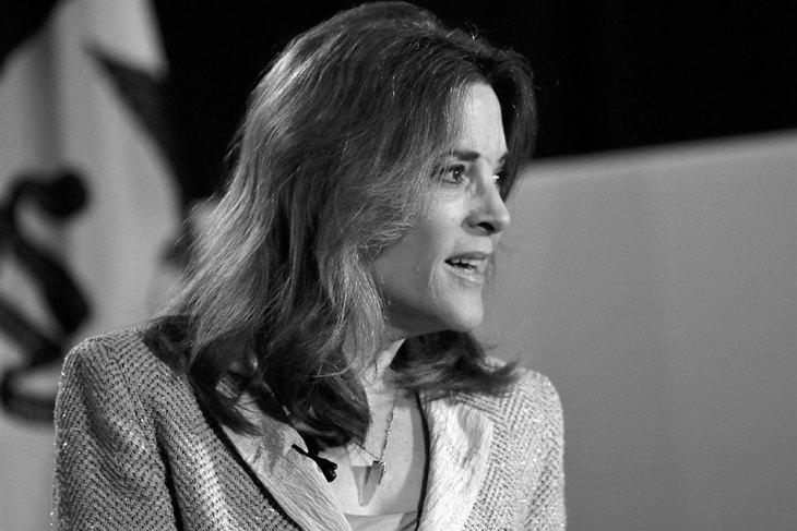 Democratic Debate - Marianne Williamson