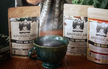 Hemp CBD Tea by The Brothers Apothecary
