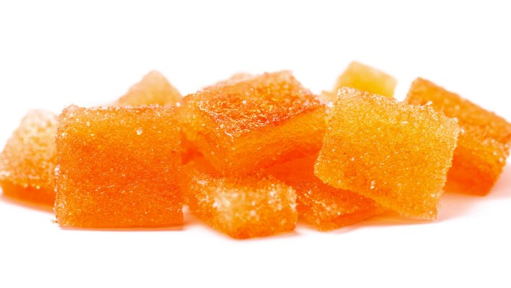 Pineapple Cherry Gummies by Cannabella