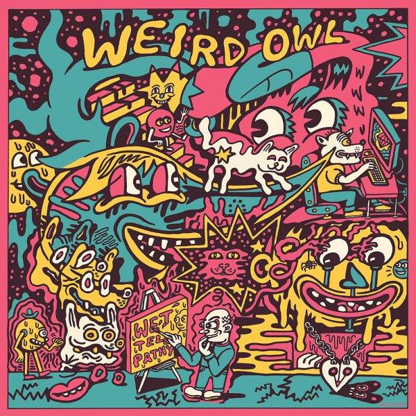 Weird Owl Premieres Wet Telepathy