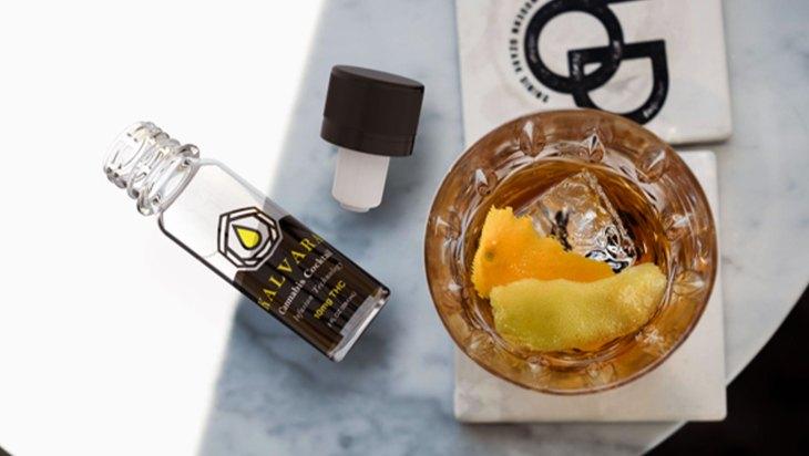 Cannabis Cocktail by Kalvara