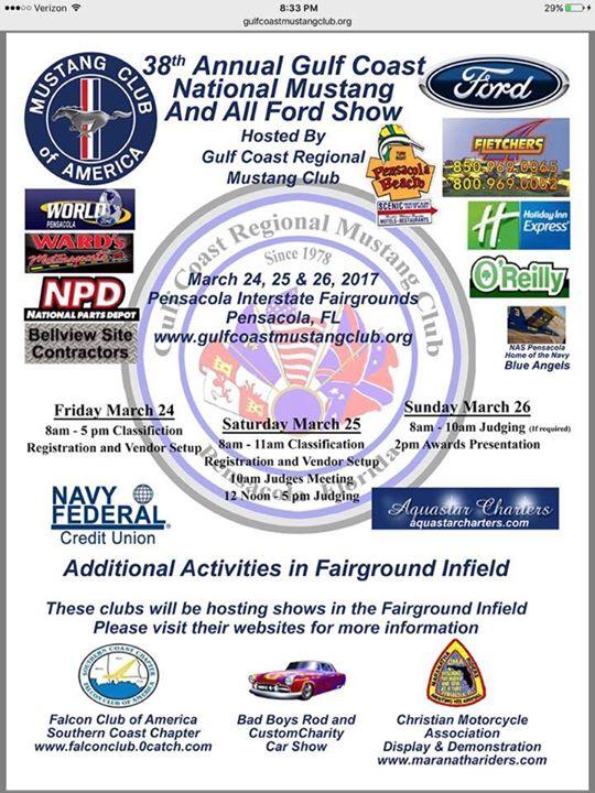 SCOA Florida State Reunion - Florida state fairgrounds car show