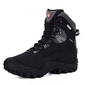 XPETI Womens Thermador Mid High-Top Waterproof Hiking Outdoor Boot