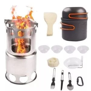 NULIPAM Camping Stove