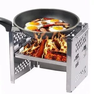 Unigear Wood Camping Stoves