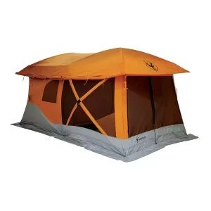 Gazelle 26800 T4-Plus Pop-Up Portable Camping Hub Tent