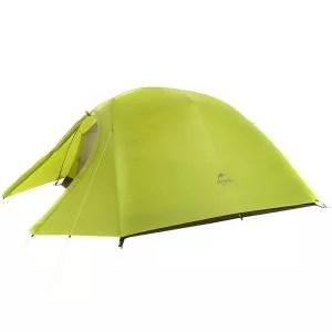 Naturehike Cloud-Up 1, 2 and 3 Person Ultralight Backpacking Tent with Footprint