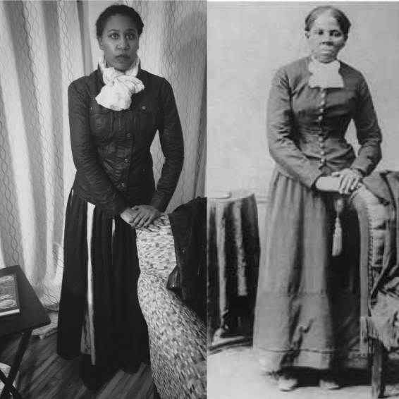 AlysshaRose as Harriet Tubman