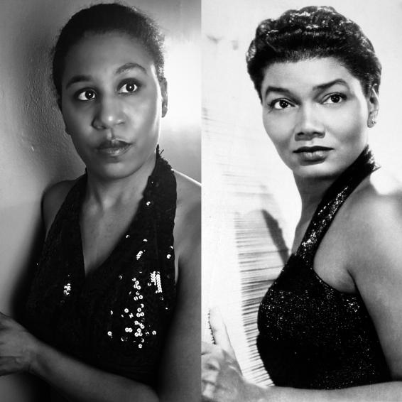 AlysshaRose as Pearl Bailey