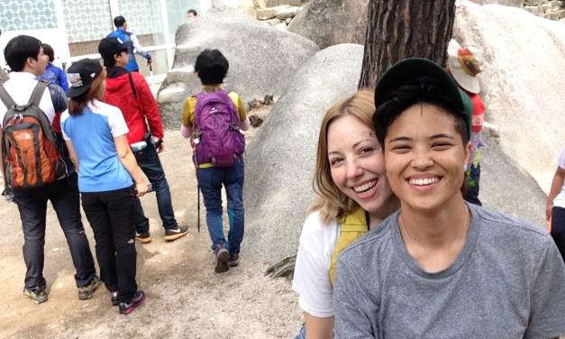 Meet A Traveler; The Ladies of Lezbackpack
