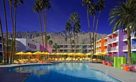 Dinah Guide; Stay at The Saguaro Palm Springs