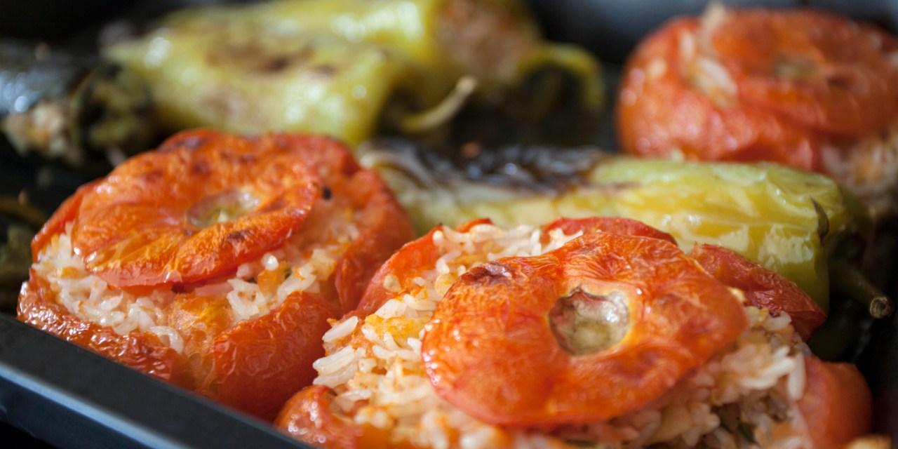 Foodie Friday: Greek Yemista