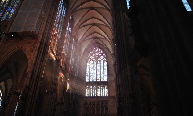 Lesbian Finds (Unlikely) Faith in Cologne Cathedral