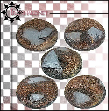 30mm Southern Sands base inserts
