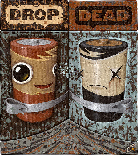 Drop Dead by Jason Limón