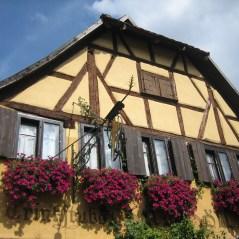 Haus in Rothenburg odTauber