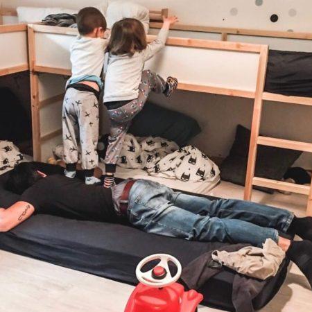 Familienbett, Kinderzimmer, durchschlafen