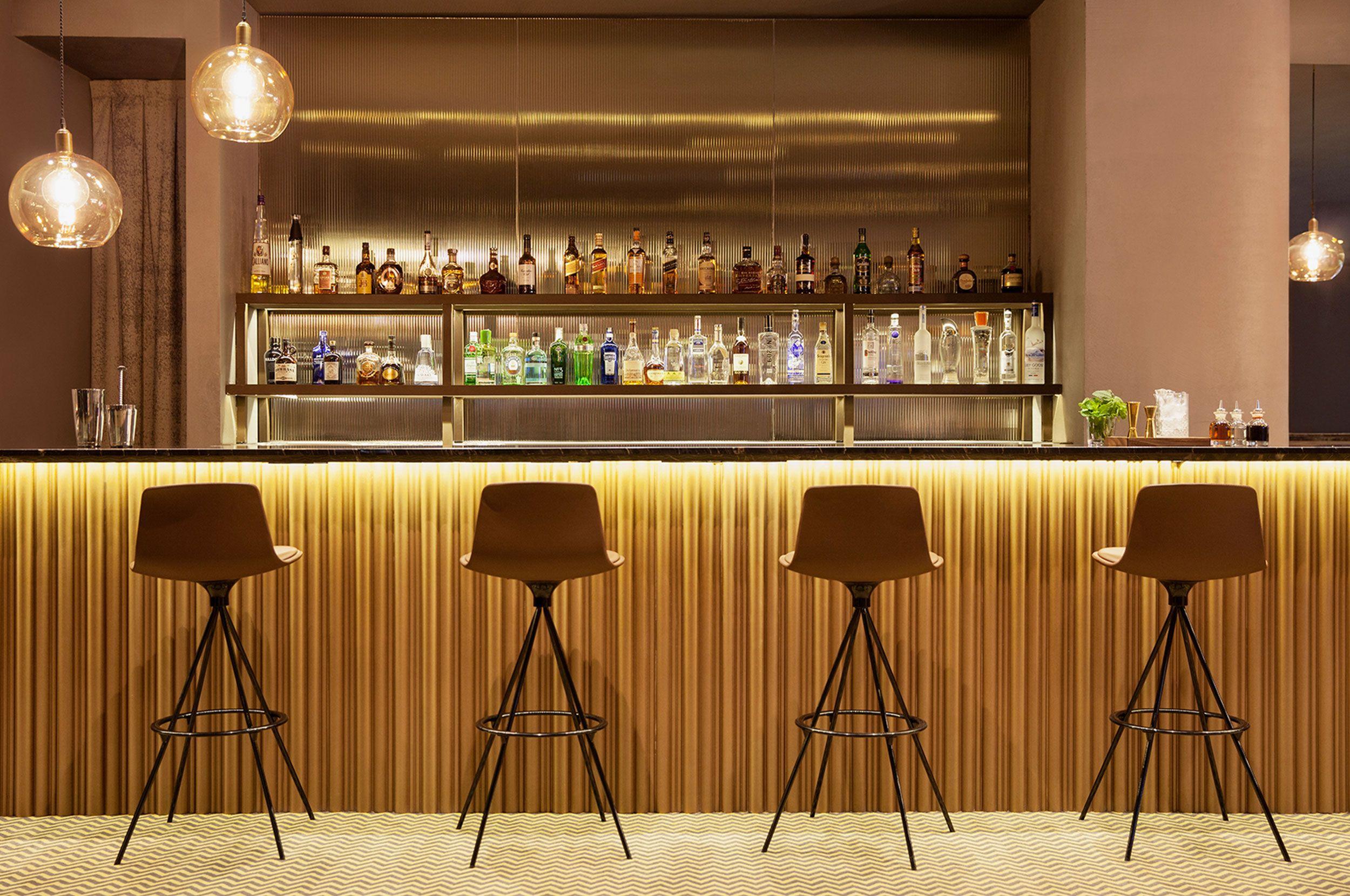 Illuminazione Bar Casino Ibiza