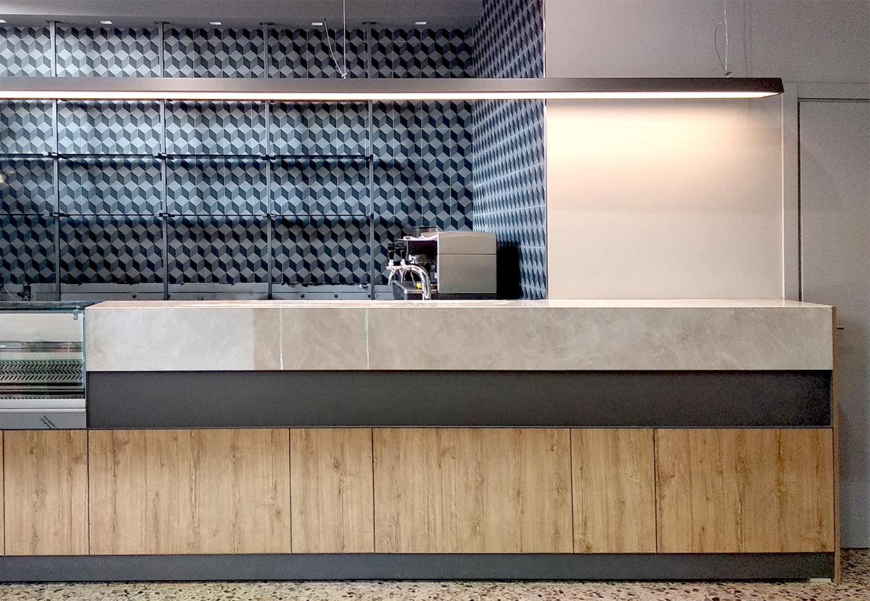 progettazione bar roxy