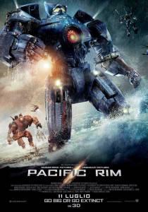 Pacific Rim - Poster italiano